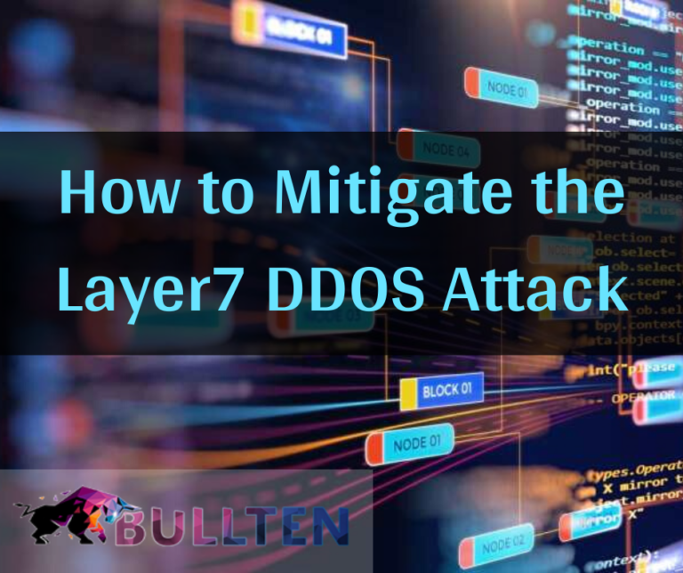 DDos Mitigation Using Cloudflare – Layer 7 Mitigation